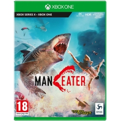 MANEATER per Xbox One Man Eater nuovo