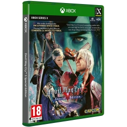 DEVIL MAY CRY 5 SPECIAL EDITION per PS5 Playstation 5