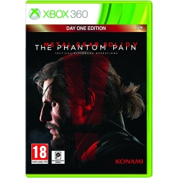METAL GEAR SOLID 5 V THE PHANTOM PAIN per Xbox 360 xbox360 nuovo italiano