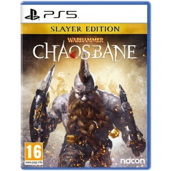 WARHAMMER CHAOSBANE per Sony Playstation 4 PS4 nuovo