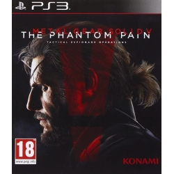 METAL GEAR SOLID 5 THE PHANTOM PAIN per Playstation 3 PS3 nuovo