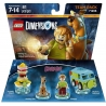 Lego Dimensions Team Pack - SCOOBY DOO 71206 Scooby-Doo