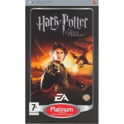 HARRY POTTER E IL CALICE DI FUOCO per PSP usato italiano Playstation Portable
