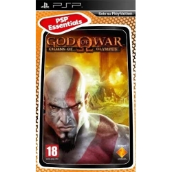 GOD OF WAR  CHAINS OF OLYMPUS PSP usato garantito italiano Playstation Portable