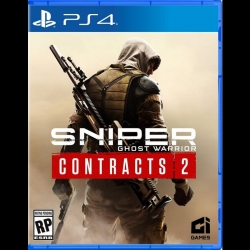 Preordine 4 giugno 2021 - SNIPER GHOST WARRIORS CONTRACTS 2 Playstation 5 PS5