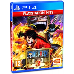 ONE PIECE PIRATE WARRIORS 3 per Sony Playstation 4 PS4 italiano