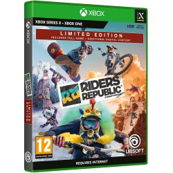Preordine 2 settembre 2021 - RIDERS REPUBLIC LIMITED EDITION Playstation 4 PS4