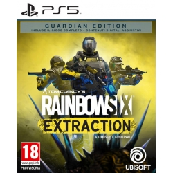 Preordine 16 settembre 2021 - RAINBOW SIX EXTRACTION LIMITED EDITION Playstation 5 PS5