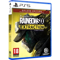 Preordine 16 settembre 2021 - RAINBOW SIX EXTRACTION GUARDIAN EDITION Playstation 5 PS5