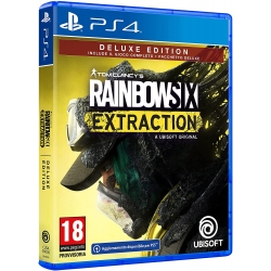 Preordine 16 settembre - RAINBOW SIX EXTRACTION DELUXE EDITION Playstation 5 PS5