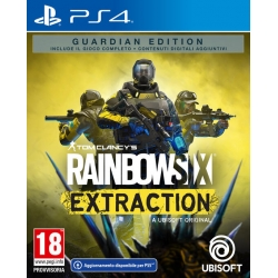 Preordine 16 settembre RAINBOW SIX EXTRACTION GUARDIAN EDITION Playstation 5 PS5