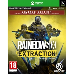 Preordine 16 settembre- RAINBOW SIX EXTRACTION LIMITED EDITION Playstation 4 PS4
