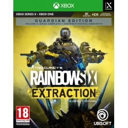 Preordine 16 settembre RAINBOW SIX EXTRACTION GUARDIAN EDITION Playstation 4 PS4