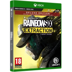 Preordine 16 settembre - RAINBOW SIX EXTRACTION DELUXE EDITION Playstation 4 PS4
