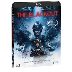 Preorder 22 settembre 2021- THE BLACKOUT INVASION EARTH - DVD