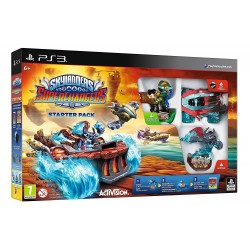 nuovo SKYLANDERS SUPERCHARGERS starter pack per PLAYSTATION 3 PS3 SUPER CHARGERS