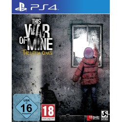 THIS WAR OF MINE THE LITTLE ONES nuovo per Playstation 4 PS4