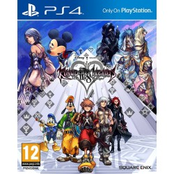 Preordine 24 gennaio KINGDOM HEARTS HD 2.8 FINAL CHAPTER nuovo PS4 Playstation 4