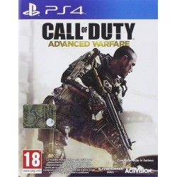 CALL OF DUTY ADVANCED WARFARE Sony Playstation 4 PS4 nuovo italiano