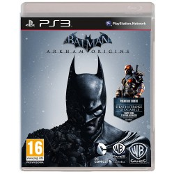 BATMAN ARKHAM ORIGINS per Playstation 3 PS3 nuovo italiano