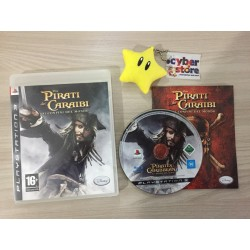 Disney PIRATI DEI CARAIBI - AI CONFINI DEL MONDO Playstation 3 PS3 italiano