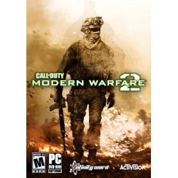 CALL OF DUTY 4 MODERN WARFARE per PC nuovo italiano windows