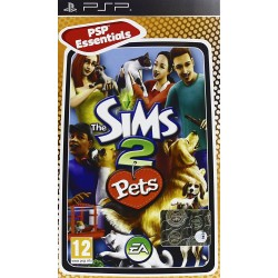 THE SIMS 2 PETS per PSP nuovo italiano Playstation Portable Umd