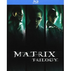 MATRIX TRILOGY COLLECTION - 3 BLURAY cofanetto trilogia NUOVO