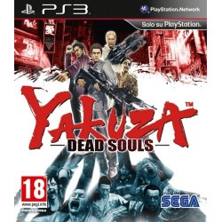 YAKUZA DEAD SOULS per Playstation 3 PS3