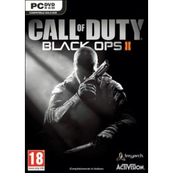 CALL OF DUTY BLACK OPS II 2 per PC nuovo italiano windows