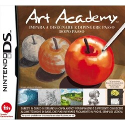 ART ACADEMY per Nintendo DS Dsi XL 3DS 2DS nuovo italiano NDS