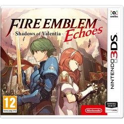 Preordine 19 maggio 2017 FIRE EMBLEM ECHOES SHADOWS OF VALENTIA Nintendo 3DS 2DS