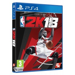 Preordine 15 settembre 2017 NBA 2K18 LEGEND SPECIAL LIMITED Playstation 4 PS4