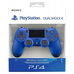 Nuovo Controller V2 originale Sony Playstation 4 Dualshock Wireless PS4 BLU DS4