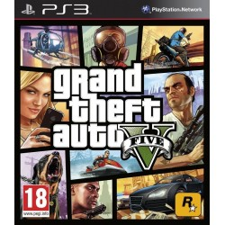 nuovo GTA 5 per PLAYSTATION 3 PS3 garantito italiano GRAND THEFT AUTO V