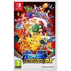 Preordine 22 settembre 2017 POKKEN TOURNAMENT DX nuovo per Nintendo SWITCH
