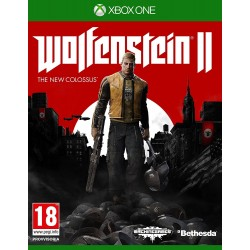 Preordine 27 ottobre 2017 - WOLFENSTEIN 2 THE NEW COLOSSUS Xbox One xboxone