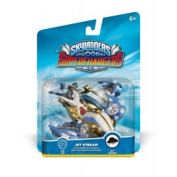 veicolo JET STREAM per Skylanders SuperChargers Nuovo SUPER CHARGERS