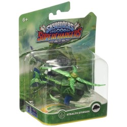 veicolo STEALTH STINGER per Skylanders SuperChargers Nuovo SUPER CHARGERS