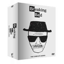 BREAKING BAD Collection - WHITE EDITION Cofanetto Collezione Completa (21 DVD)