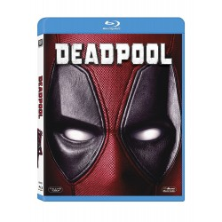 DEADPOOL - film nuovo BLU-RAY - Marvel Dead Pool BLURAY