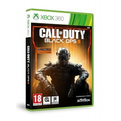 CALL OF DUTY BLACK OPS 3 III Microsoft Xbox 360 nuovo XBOX360 italiano