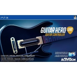 CHITARRA per GUITAR HERO LIVE per Playstation 3 PS3 nuova originale
