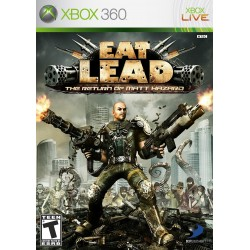 EAT LEAD - The Return of Matt Hazard nuovo per XBOX 360 xbox360 italiano