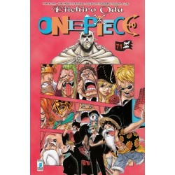 Manga - ONE PIECE - 71 - Star Comics