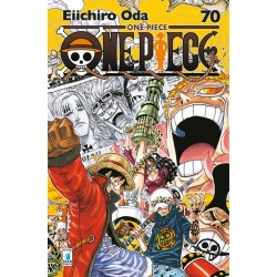 Manga - ONE PIECE - 70 - Star Comics