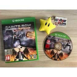 SAINTS ROW 4 IV RE ELECTED GAT OUT OF HELL per XBOX ONE xboxone italiano