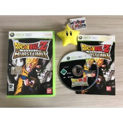 DRAGON BALL Z BURST LIMIT per Xbox 360 usato garantito XBOX360 italiano