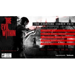 Contenuto aggiuntivo DLC FIGHTING CHANGE PACK THE EVIL WITHIN PS3 Playstation 3