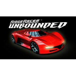 DLC Extended pack per RIDGE RACER UNBOUNDED - 3 cars PS3 Playstation 3